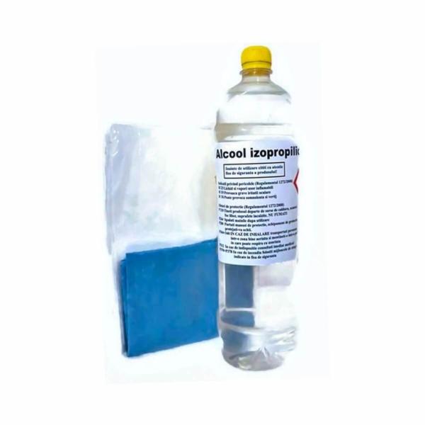 laveta-rola alcool izopropilic Danida Chem