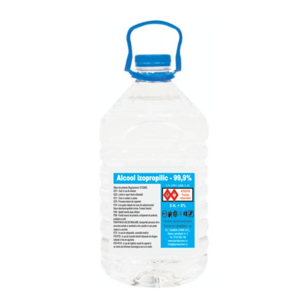 alcool izopropilic 5 lt