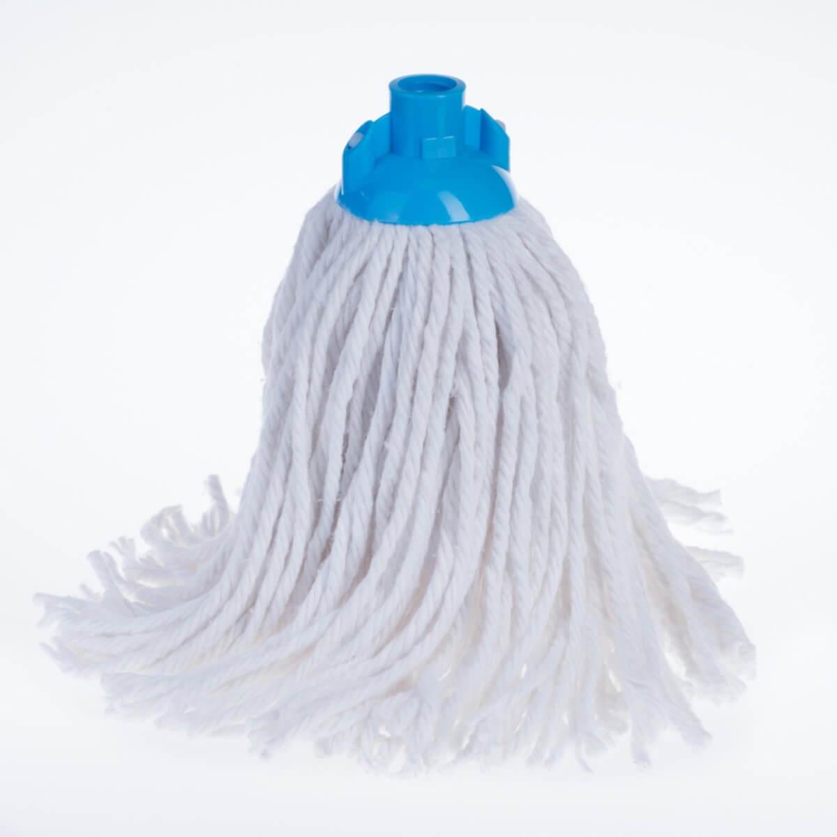 mop bumbac alb