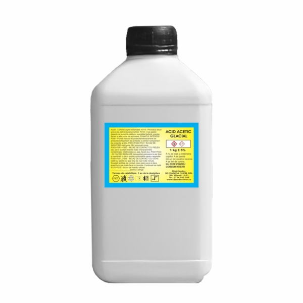 acid acetic glacial 99.9%